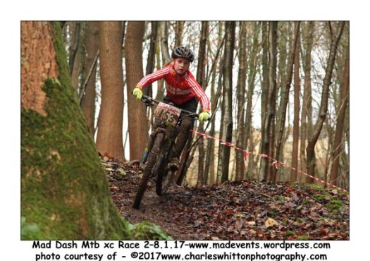 Mad Dash Mtb xc Races – Race 2 – 8.1.17 – www.madevents.wordpress.com